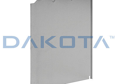 Dakota Group - Dakota - SCHIENALE CASSETTA GAS ZINCATO ED INOX