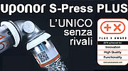Premio PLUS X Award ai raccordi S-Press PLUS