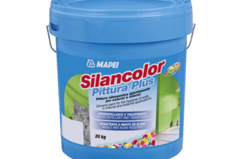 Mapei - SILANCOLOR PITTURA PLUS