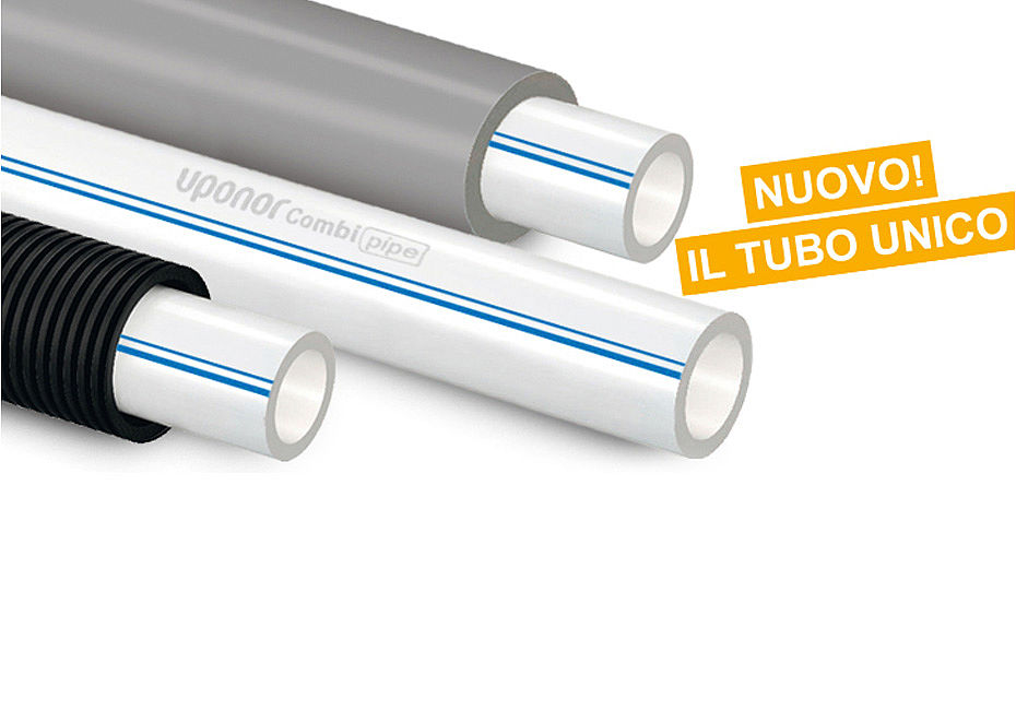 Uponor - Uponor Combi Pipe