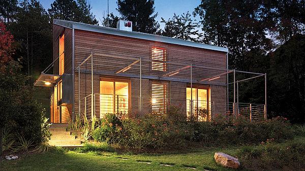 Progettazione Casa In Legno : Case in legno prefabbricate progetto o a catalogo guidaedilizia