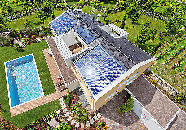 Quanto costa un impianto fotovoltaico prezzi guidaedilizia - Quanto costa un impianto allarme casa ...