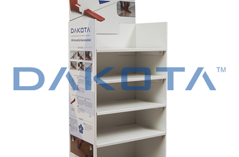 Dakota Group - Dakota - EQUIPMENT - ESPOSITORE BOX/DISPENCER - ZIN LEVEL E TWO LEVEL