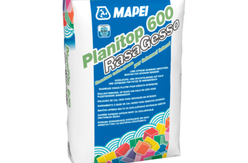 Mapei - PLANITOP 600 RASAGESSO