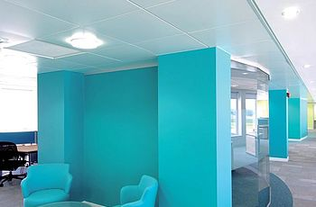 Armstrong Ceiling Solutions - Axiom di Armstrong Building Products