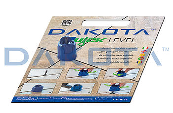 Dakota Group - Dakota - EQUIPMENT - ESPOSITORE PANNELLO QUICK LEVEL