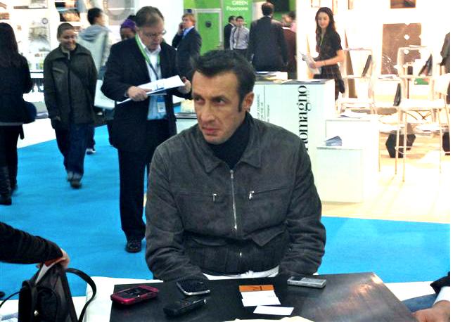 ecobuild 2012 intervista all architetto carlo colombo