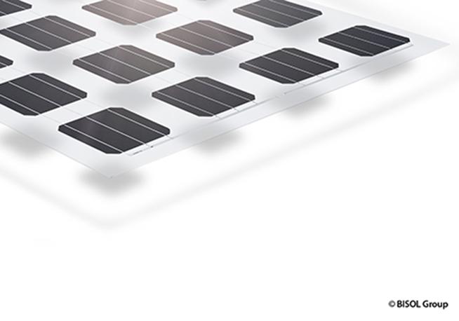 I moduli FV trasparenti BISOL Lumina saranno presentati al mercato italiano al Solarexpo di Milano