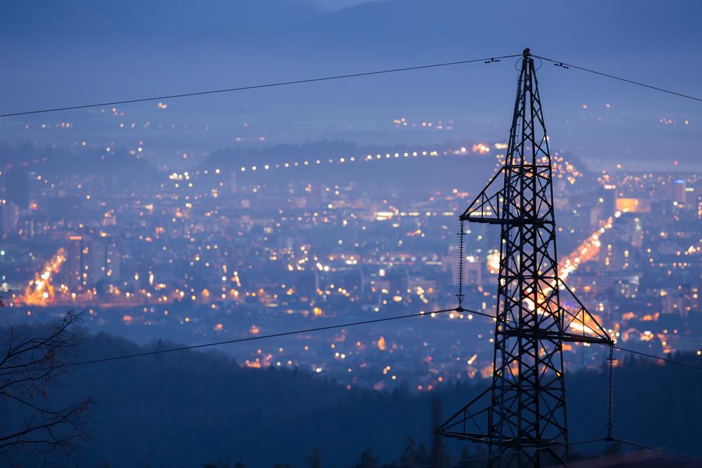In aprile i consumi di energia elettrica scendono dell'1,8%