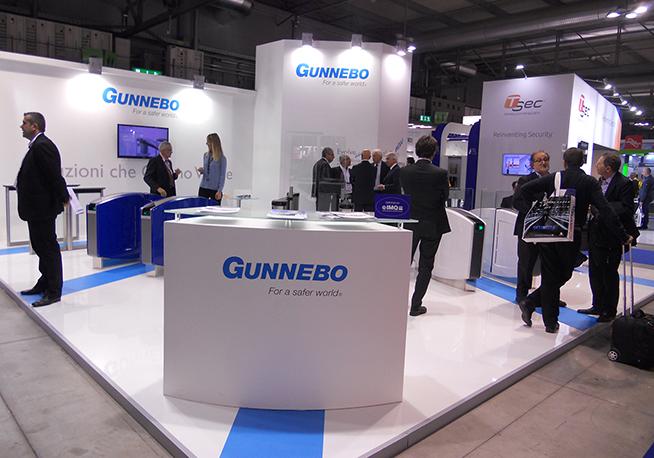 Gunnebo a Sicurezza 2015, un successo annunciato
