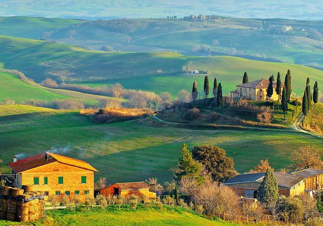 Regione Toscana: si � concluso il dibattito generale sul piano paesaggistico