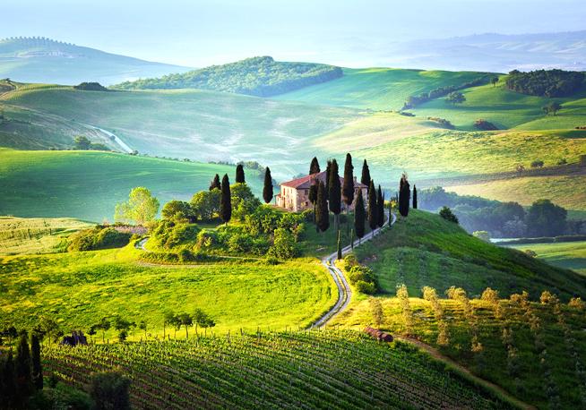 Toscana: associazioni ambientaliste contro il maxiemendamento PD al piano paesaggistico