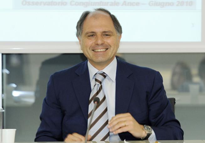 Buzzetti (Ance): con soli 3,8 mld l'economia non riparte
