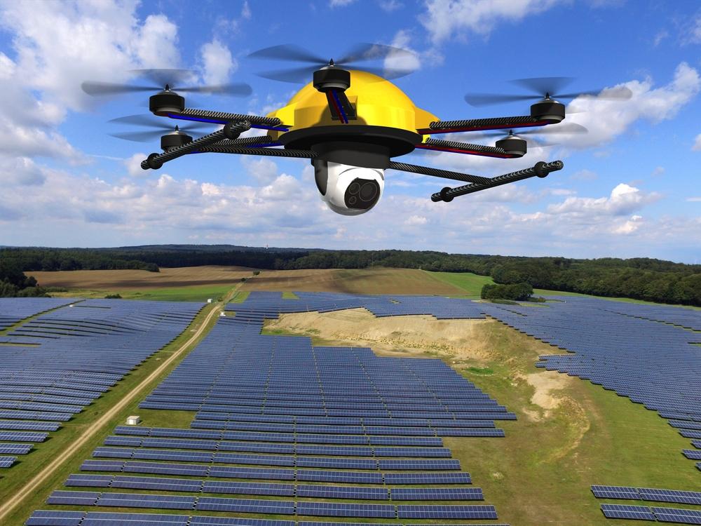 Monitoraggio rinnovabili, il GSE sperimenta l'uso dei droni