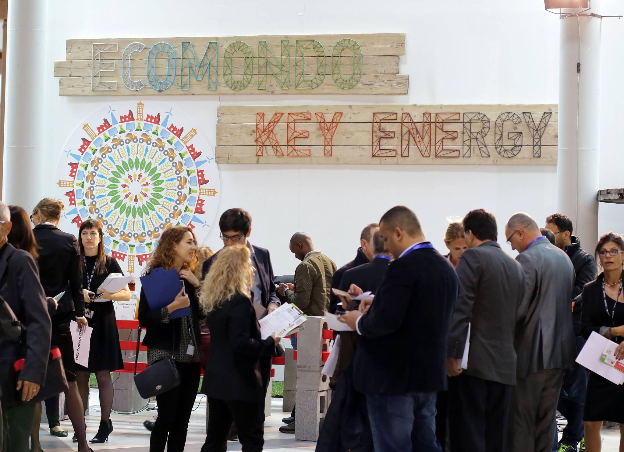 La circular economy protagonista a Ecomondo e Key Energy