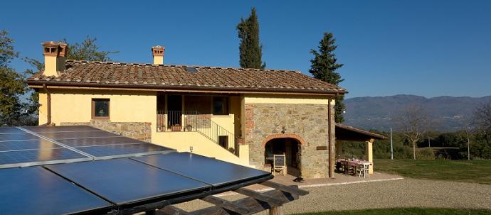 Klimahouse Toscana, verso le costruzioni a km zero