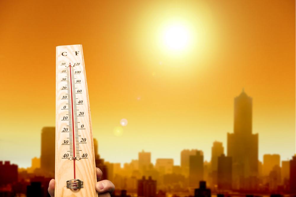 Si è conclusa la quinta estate più calda dal 1800