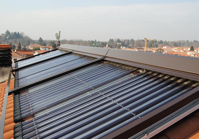 Pannelli solari casa: Incentivi solare termico