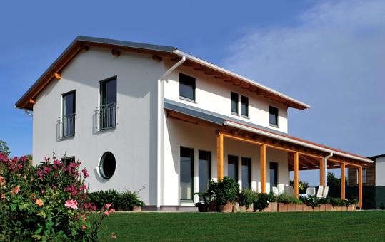 Guidaprodotti case prefabbricate haas hoco italia s r l - Case prefabbricate ikea in italia ...