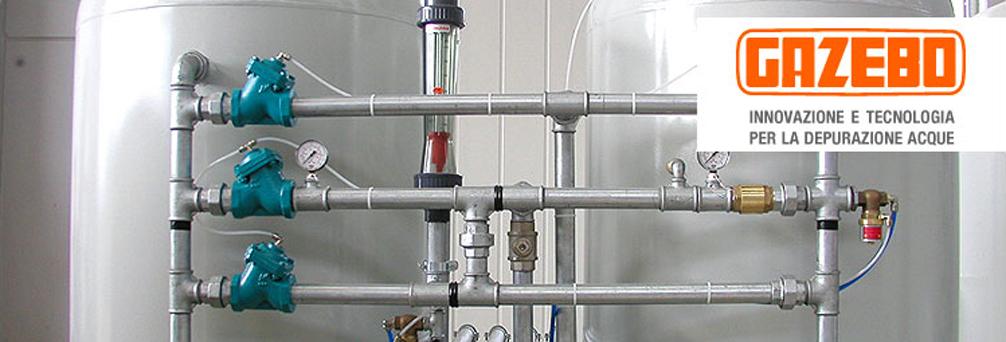 Impianti Trattamento Acque Reflue di Autolavaggi  Gazebo S.p.a.® - Prodotto - GuidaEdilizia