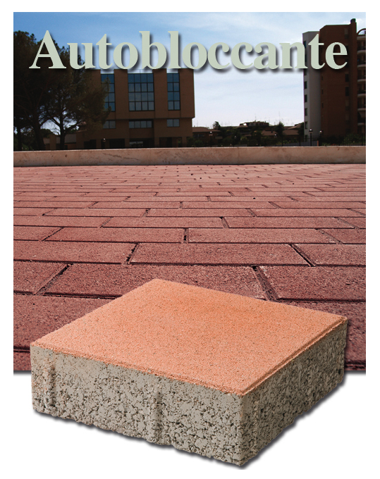 Guidaprodotti pavimenti autobloccanti for Piastrelle 40x40 da interno