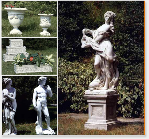Prodotti detail guidaedilizia - Statue da giardino in resina ...